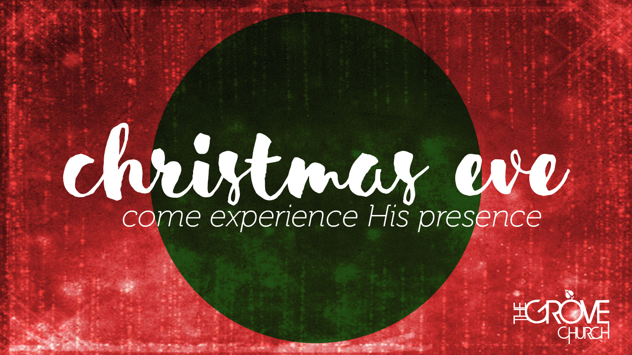Christmas Service Web Graphic