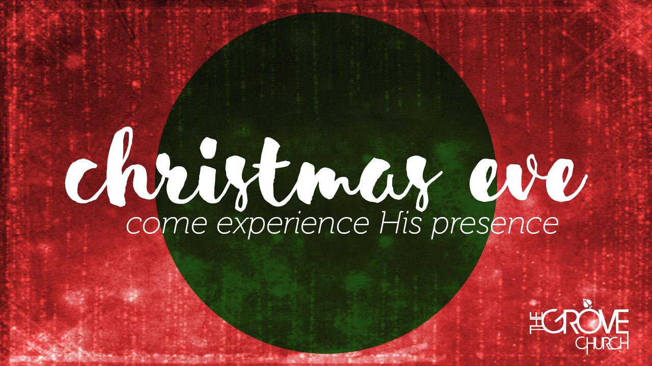 Christmas Service Web Graphic