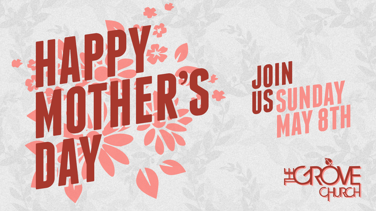 Happy Mother's Day Web Graphic