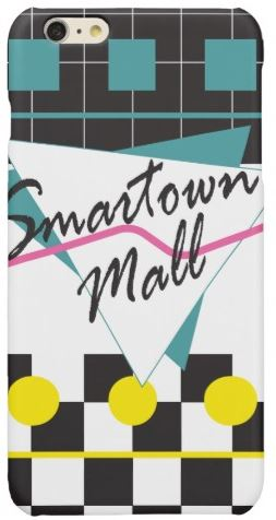 80s Mall iPhone Case